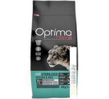 Корм для кошек Optimanova Cat Sterilised Chicken & Rice 0.4 кг