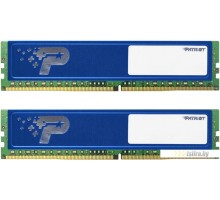 Оперативная память Patriot Signature Line 2x4GB DDR4 PC4-19200 PSD48G2400KH