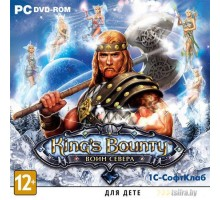 Компьютерная игра PC King's Bounty: Воин Севера
