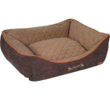 Лежак Scruffs Thermal Box Bed 677298 (коричневый)