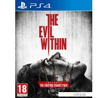 Игра The Evil Within для PlayStation 4