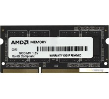 Оперативная память AMD Radeon Entertainment 2GB DDR3 SO-DIMM (R532G1601S1S-UO)