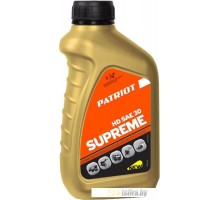 Моторное масло Patriot Supreme HD SAE 30 0.592л